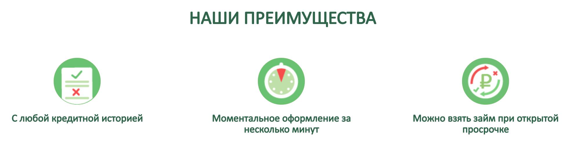 ДоброЗайм (Центр Займов): регистрация и вход в личный кабинет